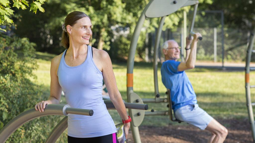 Artros? Träning kan lindra smärtan.